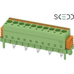 Konektor do DPS Phoenix Contact SDC 2,5/ 7-PV-5,0-ZB 1864082, počet pólov 7, raster 5 mm, 1 ks