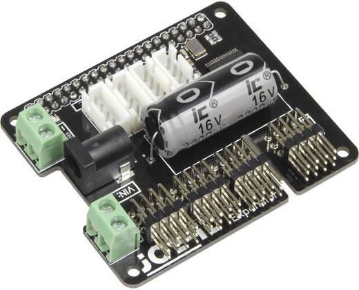"Raspberry Pi® 3 Roboter-Set 1 GB inkl. Betriebssystem ""Noobs"", inkl. Netzteil, inkl. Software"