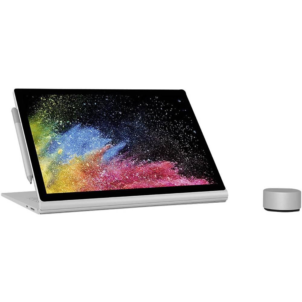 tablette windows 2 en 1 13 5 pouces microsoft surface book 2 256 go argent windows 10 pro sur. Black Bedroom Furniture Sets. Home Design Ideas