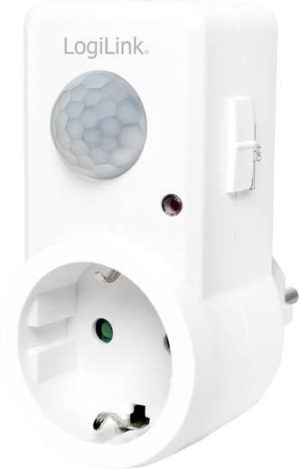 Logilink Pa0153 Zwischenstecker Bewegungsmelder 120 Weiss Ip20 Kaufen