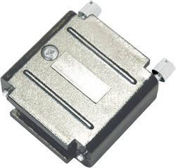 Image of D-SUB Adaptergehäuse Polzahl: 15 Kunststoff, metallisiert Silber encitech DAPK15-JS/MET 1 St.