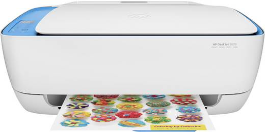 HP Tintenstrahl-Multifunktionsdrucker DeskJet 3639 All-in-One Drucker