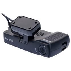 Image of BlackSys CH-200 Wifi Dashcam Dashcam mit GPS Blickwinkel horizontal max.=135 ° 11.8 V Akku, Dual-Kamera, Mikrofon,