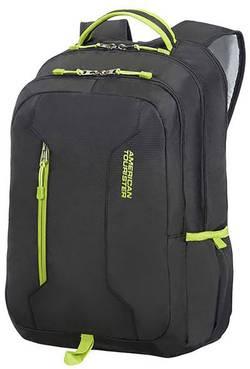 Image of American Tourister Notebook Rucksack URBAN GROOVE Passend für maximal: 39,6 cm (15,6) Schwarz, Lime