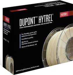 Image of DuPont Hytrel® 40D Shore Filament TPE 2.85 mm Natur 1 kg