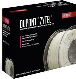 Image of DuPont Zytel® Nylon Filament PA (Polyamid) 2.85 mm Natur 1 kg