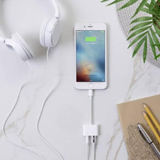 iphone ladekabel audiokabel 1x apple dock stecker. Black Bedroom Furniture Sets. Home Design Ideas