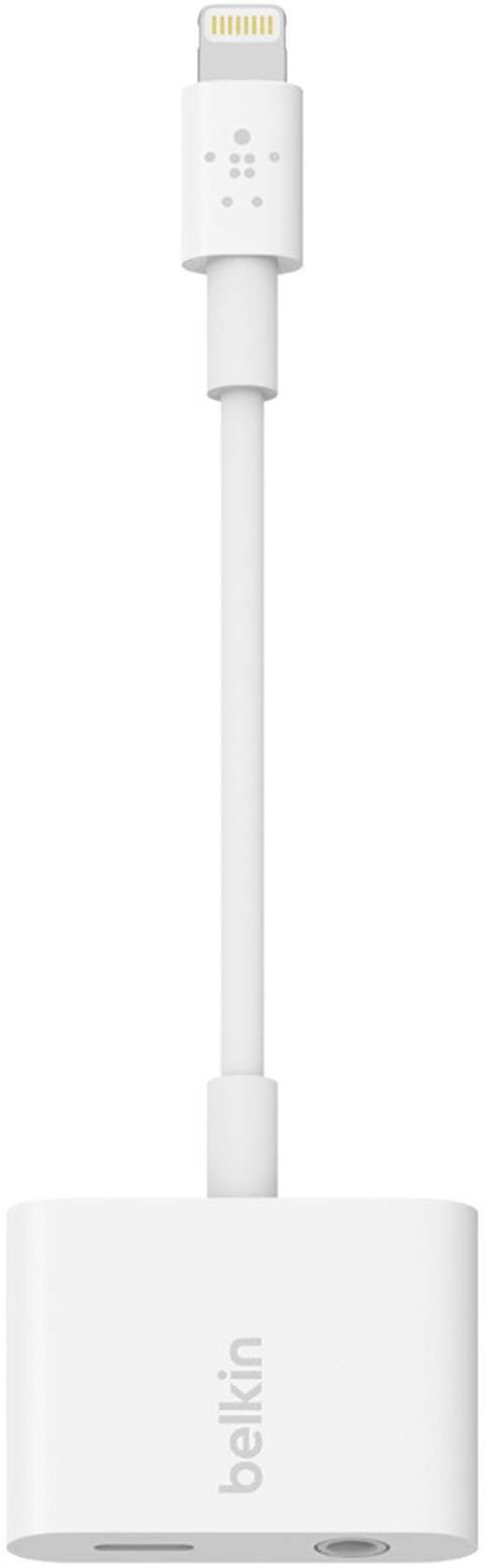 belkin iphone ladekabel audiokabel 1x apple lightning. Black Bedroom Furniture Sets. Home Design Ideas