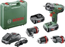 Aku příklepová vrtačka Bosch Home and Garden AdvancedImpact 18 06039A3401, 18 V, 1.5 Ah, Li-Ion akumulátor