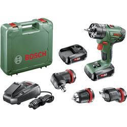 Aku príklepová vŕtačka Bosch Home and Garden AdvancedImpact 18 06039A3401, 18 V, 1.5 Ah, Li-Ion akumulátor