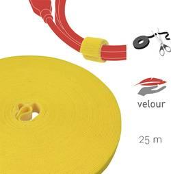 Bande auto-agrippante Label the Cable PRO 1240 jaune