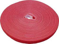 Bande auto-agrippante Label the Cable PRO 1260 rouge