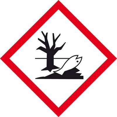 SafetyMarking 39.0050.09 GHS-Gefahrenpiktogramm 09 Umwelt Polyester (B x H) 50 mm x 50 mm 1 St.