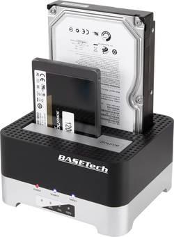 Dokovací stanice pro pevný disk Basetech BT-DOCKING-02 BT-1615870, USB 3.0, SATA