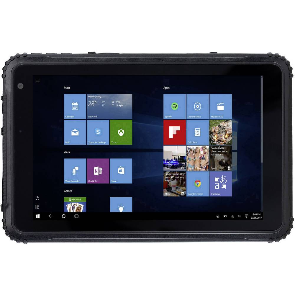 cat t20 tablette windows 20 3 cm 8 pouces 64 go gsm 2g. Black Bedroom Furniture Sets. Home Design Ideas