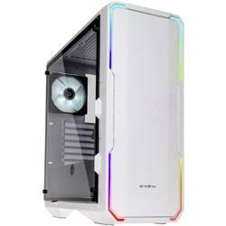 PC skrinka midi tower Bitfenix Enso RGB, biela