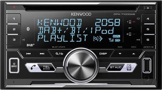 kenwood dpx 7100dab doppel din autoradio bluetooth. Black Bedroom Furniture Sets. Home Design Ideas