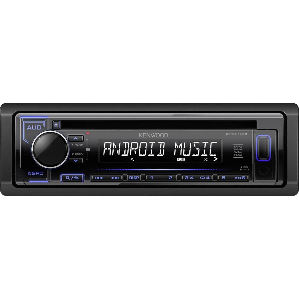 Kenwood KDC-120UB Autoradio Anschluss für Lenkradfernbedienung im ...