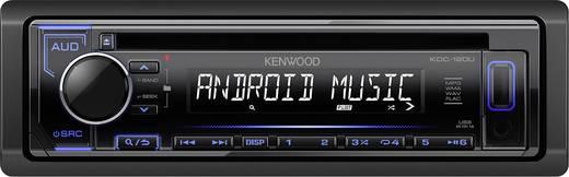 Kenwood KDC-120UB Autoradio Anschluss für Lenkradfernbedienung