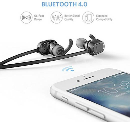 bluetooth sport kopfh rer anker soundbuds in ear. Black Bedroom Furniture Sets. Home Design Ideas