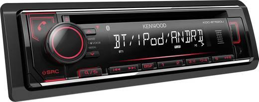 autoradio kenwood kdc bt520u bluetooth freisprecheinrichtung anschluss f r. Black Bedroom Furniture Sets. Home Design Ideas