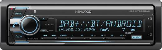 kenwood kdc x7200dab autoradio dab tuner bluetooth. Black Bedroom Furniture Sets. Home Design Ideas