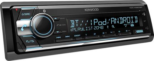 kenwood kdc x5200bt autoradio bluetooth. Black Bedroom Furniture Sets. Home Design Ideas