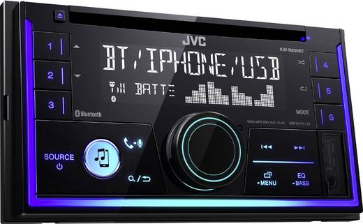 jvc kw r930bt autoradio bluetooth freisprecheinrichtung. Black Bedroom Furniture Sets. Home Design Ideas
