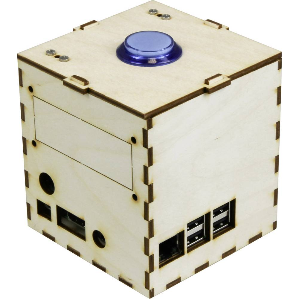 Gehäuse Talking Pi Maker-Case im Conrad Online Shop   1616186