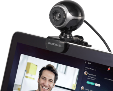 Webcams für Online-Videokommunikation