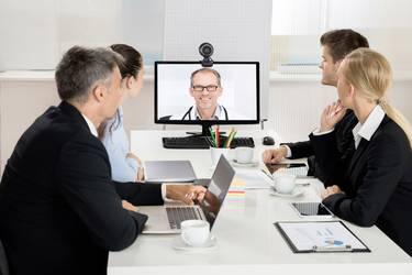 Webcams für Videokonferenzen