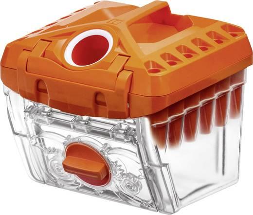 Staubsauger ohne Beutel Thomas Cycloon Hybrid Family&Pets 1400 W Orange, Schwarz
