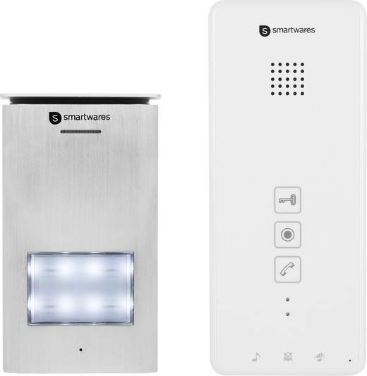 Favorit Smartwares DIC-21112 Türsprechanlage 2-Draht Komplett-Set 1 QV61