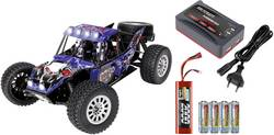 RC model auta Buggy Reely Dune Fighter 2.0, střídavý (Brushless), 1:10, 4WD (4x4), 100% RtR, 45 km/h
