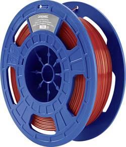 Vlákno pro 3D tiskárny Dremel 26153D03JB, PLA plast, 1.75 mm, 0.5 kg, červená