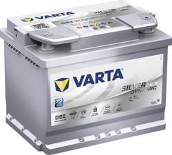 autobatterie varta automotive silver dynamic agm 12 v 95. Black Bedroom Furniture Sets. Home Design Ideas
