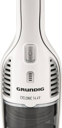Akku-Handstaubsauger Grundig VCH 9630 230 V Weiß, Silber