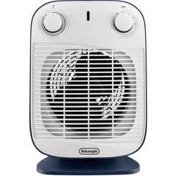 Teplovzdušný ventilátor DeLonghi HFS50B20.AV 0114581004, 60 m³, 850 W, 1150 W, 2000 W, šedá, modrá