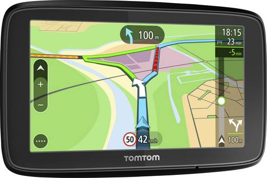 tomtom via 53 navi 13 cm 5 zoll europa kaufen. Black Bedroom Furniture Sets. Home Design Ideas