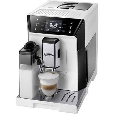 Kaffeevollautomat DeLonghi ECAM 556.55.W - PrimaDonna 0132217038 Weiß Preisvergleich