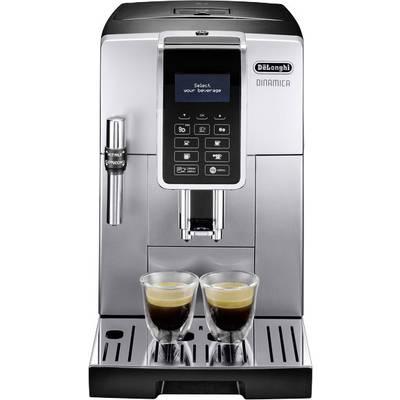 Kaffeevollautomat DeLonghi ECAM 350.35.SB - Dinamica 0132220019 Schwarz, Silber Preisvergleich
