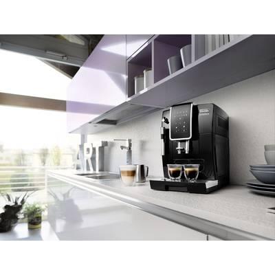 Kaffeevollautomat DeLonghi ECAM 350.15.B - Dinamica 0132221000 Schwarz Preisvergleich