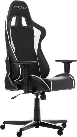 gaming stuhl dxracer formula f08 schwarz wei. Black Bedroom Furniture Sets. Home Design Ideas