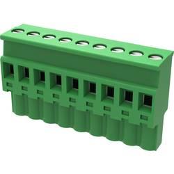 Zástrčkový konektor na kábel Degson 2EDGKB-5.08-05P-14-1000AH, 12.70 mm, pólů 5, rozteč 5.08 mm, 100 ks