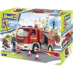 Model auta, stavebnica Revell Feuerwehr mit Figur 00819, 1:20