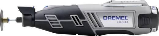 Dremel 8220-5/65 Platin Edition F0138220JK Akku-Multifunktionswerkzeug inkl. 2. Akku, inkl. Zubehör, inkl. Koffer 12 V