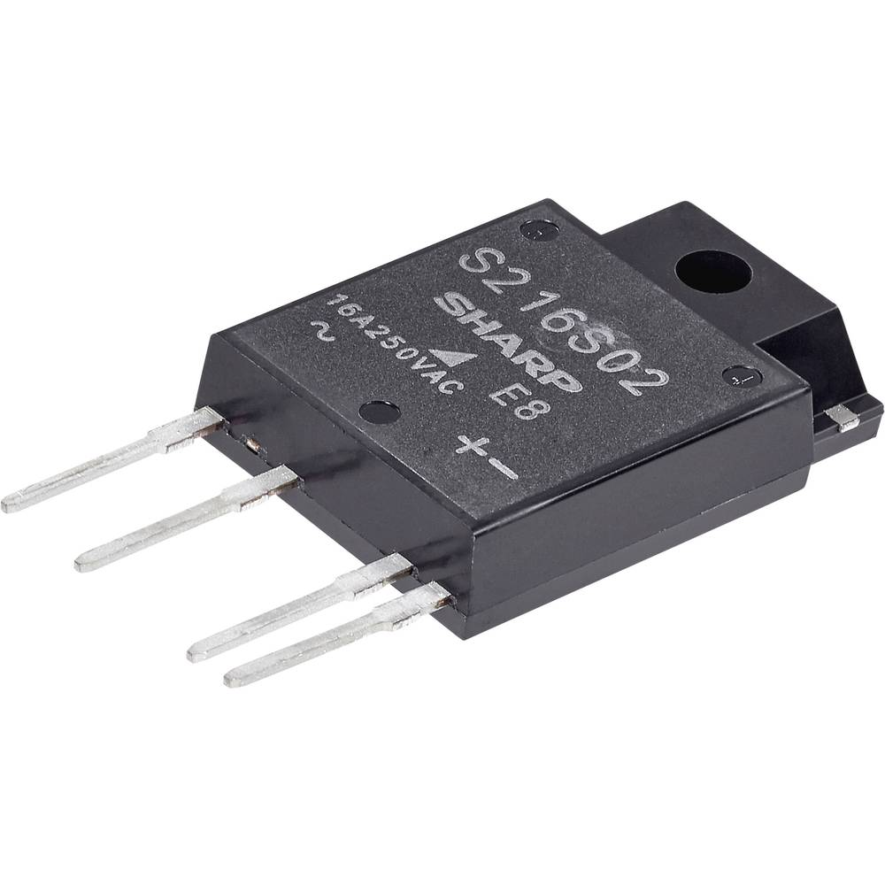 Sharp S 202 T02 Solid State Relays From Conradcom - Solid State Relay Brands