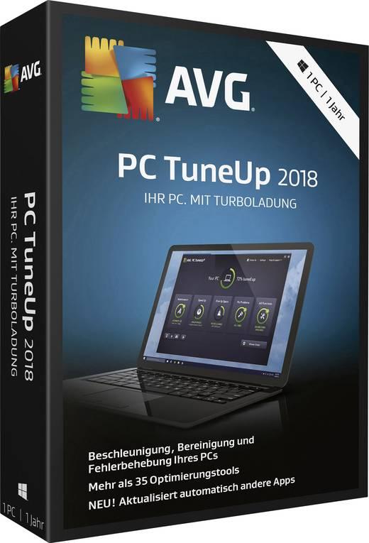 Avg Pc Tuneup 2018 Vollversion 1 Lizenz Windows