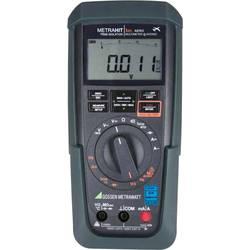 Digitálne/y ručný multimeter Gossen Metrawatt METRAHIT ISO AERO M246M, Kalibrované podľa (DAkkS)