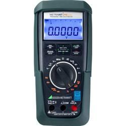 Digitálne/y ručný multimeter Gossen Metrawatt METRAHIT PM XTRA M250A, kalibrácia podľa (DAkkS)